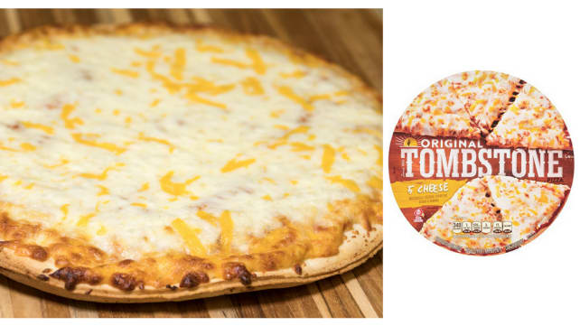 We Tested 5 Frozen Cheese Pizzas, and This is the Best