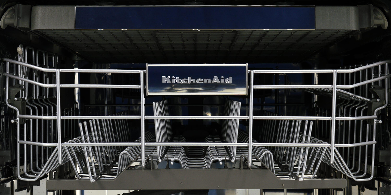 KitchenAid KDTM704ESS top rack focus