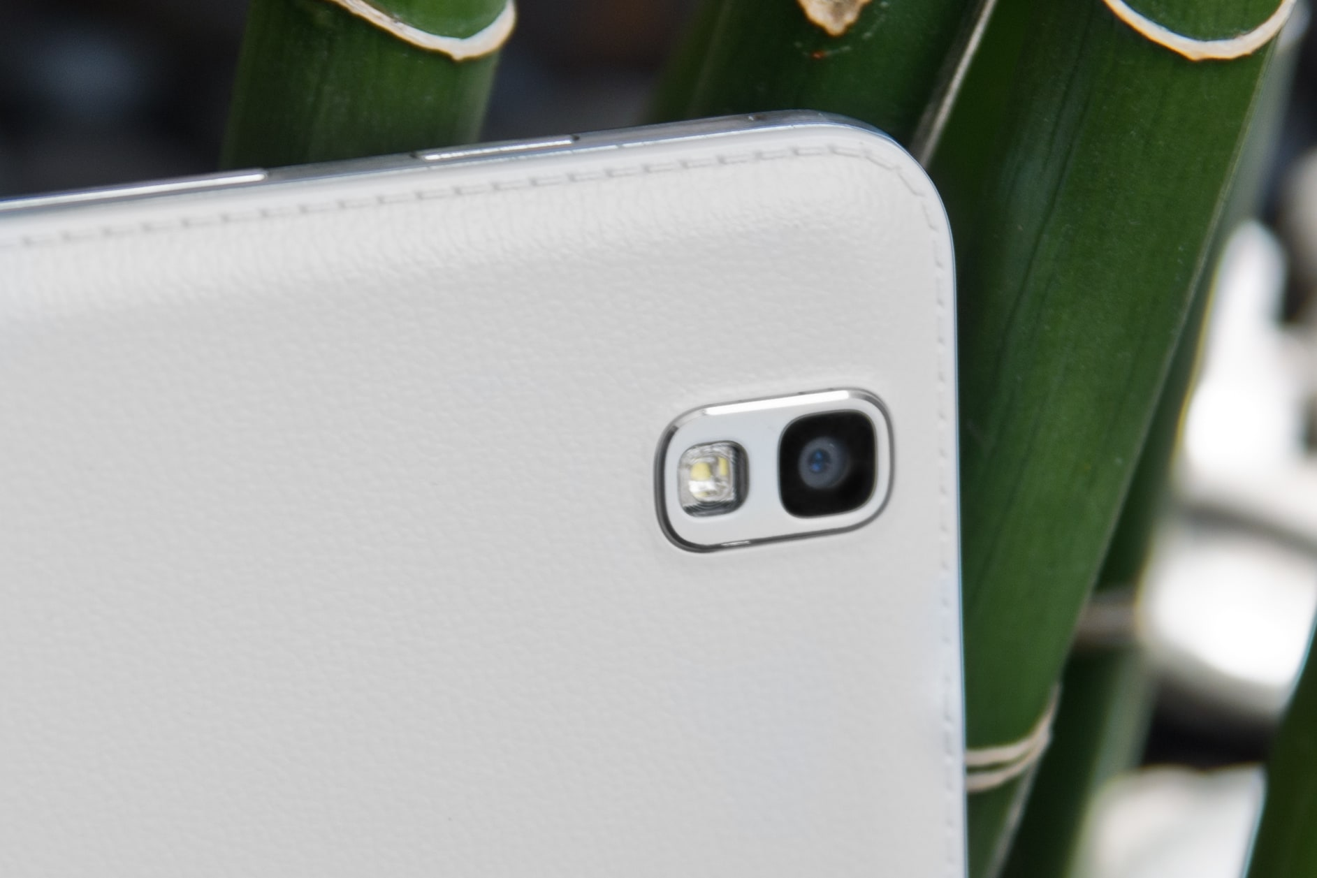 """A picture of the Samsung Galaxy Tab Pro 8.4"""" tablet's camera."""