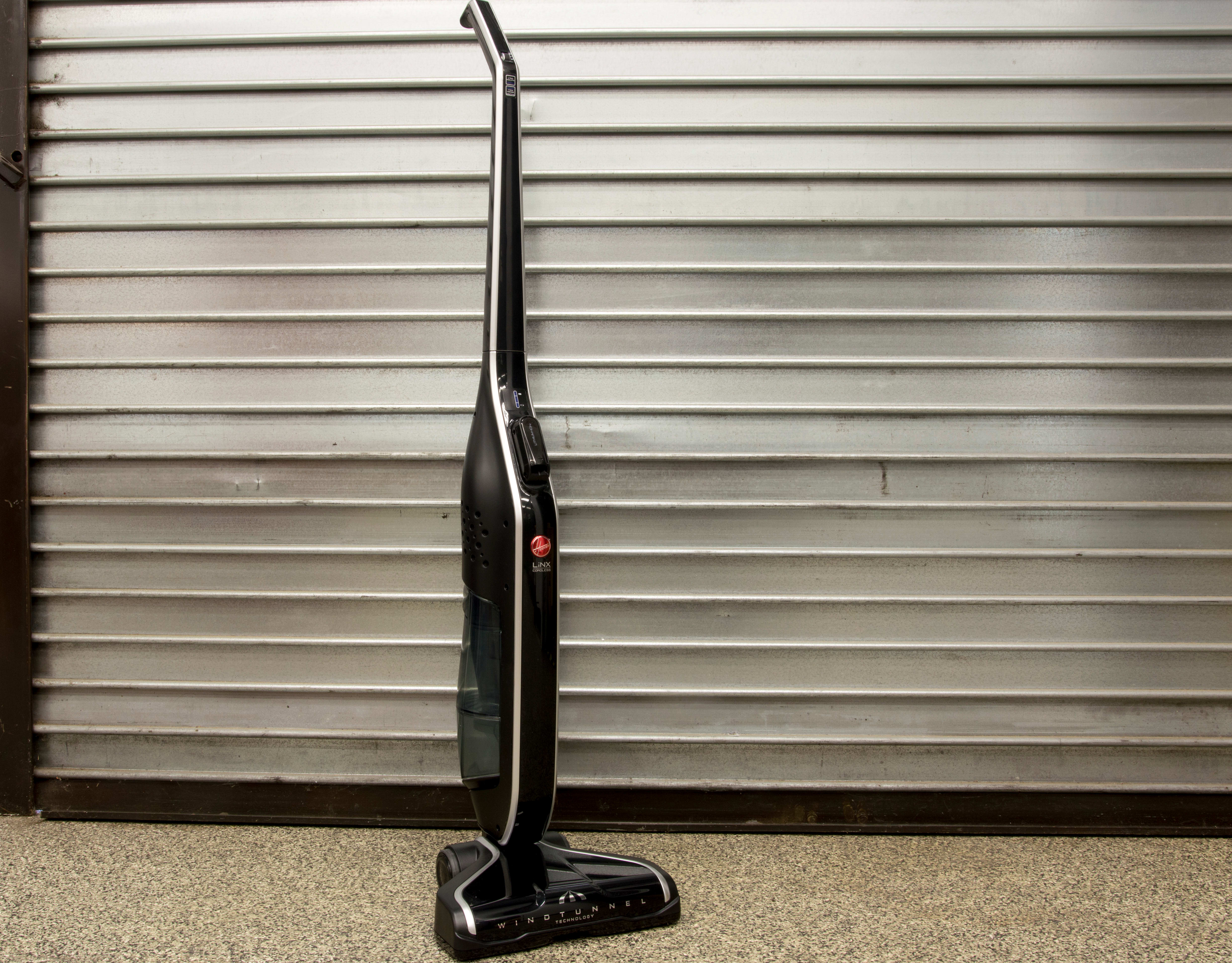 The LiNX Signature offers a cordless upright experience.
