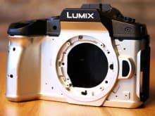 Panasonic Lumix G85 Construction