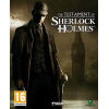 Product Image - The Testament of Sherlock Holmes