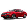 Product Image - 2014 Honda Civic Coupe EX (CVT)
