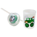 Nuspin zoomi straw sippy cup