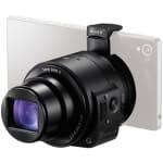 Sony dsc qx30 lens style camera