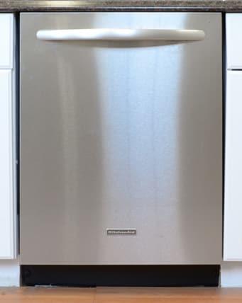 credit - Kitchen Aid Dishwashers
