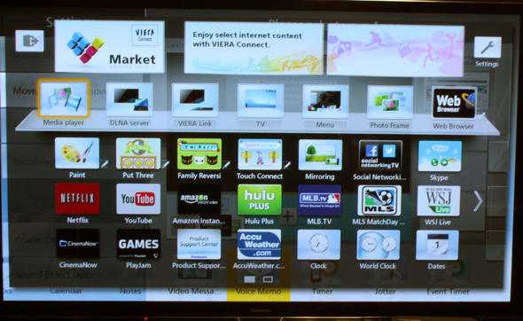Panasonic's 2013 Smart TV Platform: Explained - Reviewed Televisions