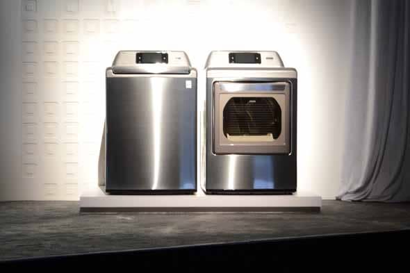 Smarter Washers and Dryers from LG - Reviewed Laundry