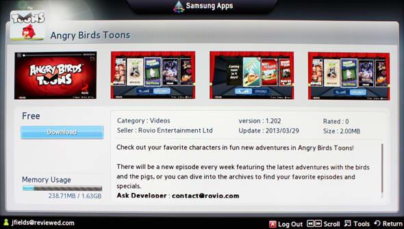 Samsung's 2013 Smart Platform: Explained - Reviewed Televisions