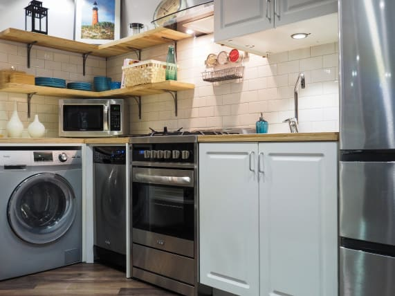 Haier's New Appliances Take Aim at Small Kitchens - Reviewed.com ...