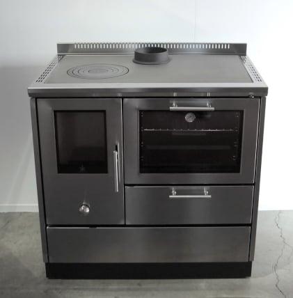 credit - Wood Burning Kitchen Stove