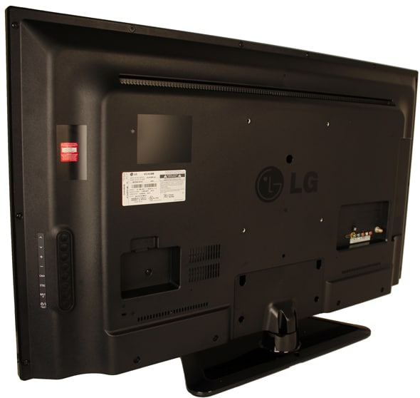 5548615572c LG 42LN5400 LED TV Review - Reviewed Televisions