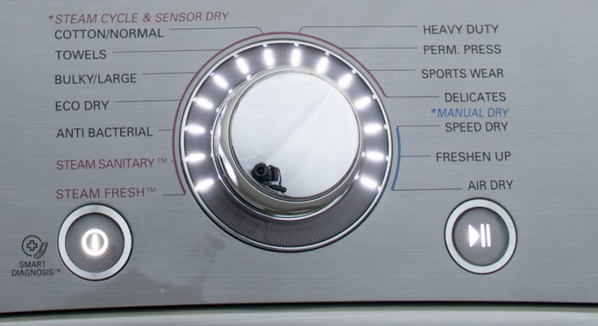 LG DLEX4070V Dryer Review - Reviewed Laundry