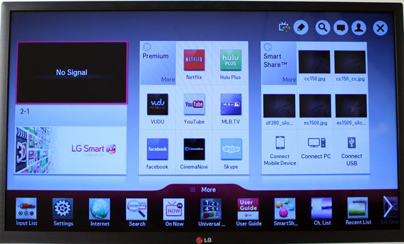 LG 32LN5700 LED TV Review - Reviewed Televisions