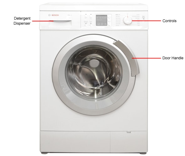 bosch washer dryer. Credit: Bosch Washer Dryer