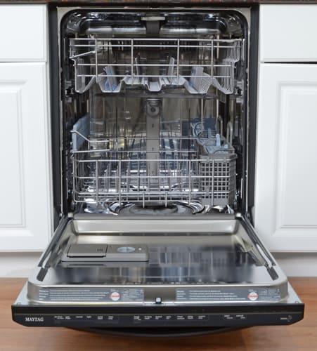 Maytag Jetclean Plus MDB8959SBB Review - Reviewed Dishwashers