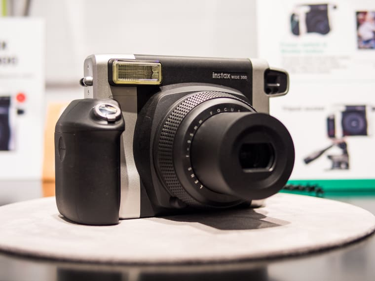 Fujifilm Instax Wide 300 First Impressions Review - Reviewed Cameras