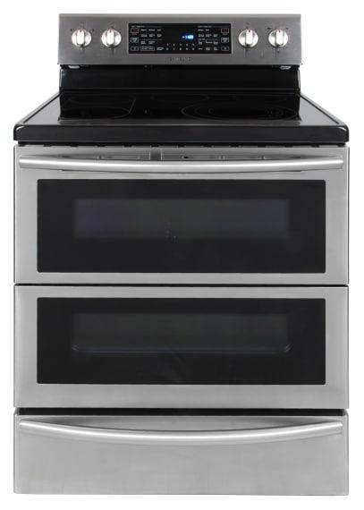 samsung ne59j7850ws flex duo electric range review reviewed com ovens