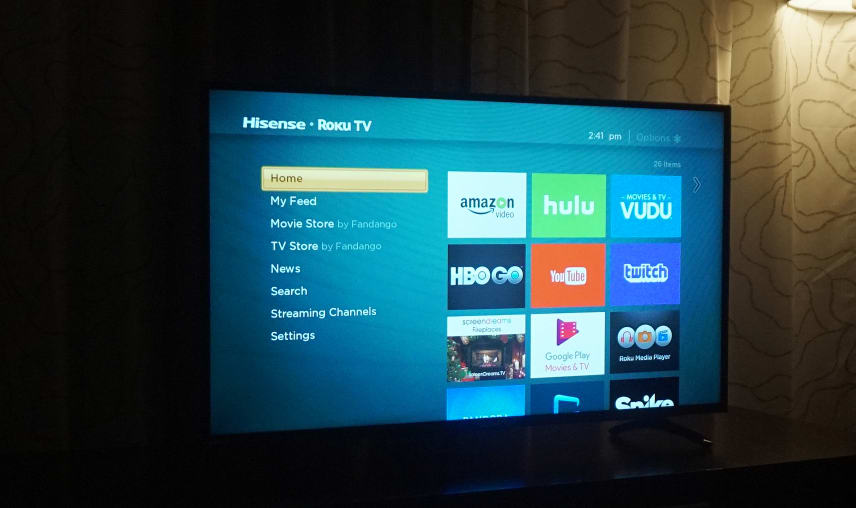 Hisense H4 Series Roku TV Review - Reviewed Televisions
