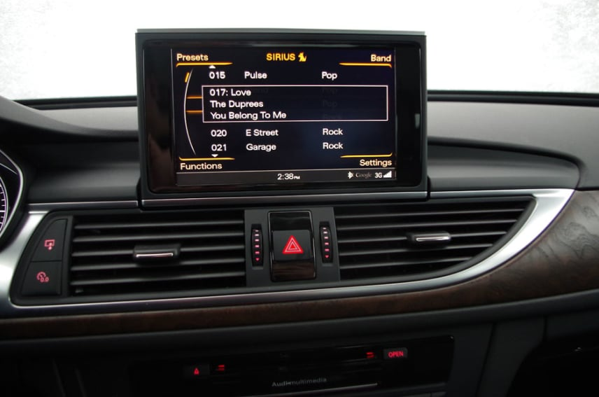 2014 Audi A6 TDI: Snow Day - Reviewed Cars