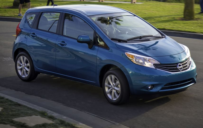 Lovely Credit: The 2014 Nissan Versa Note