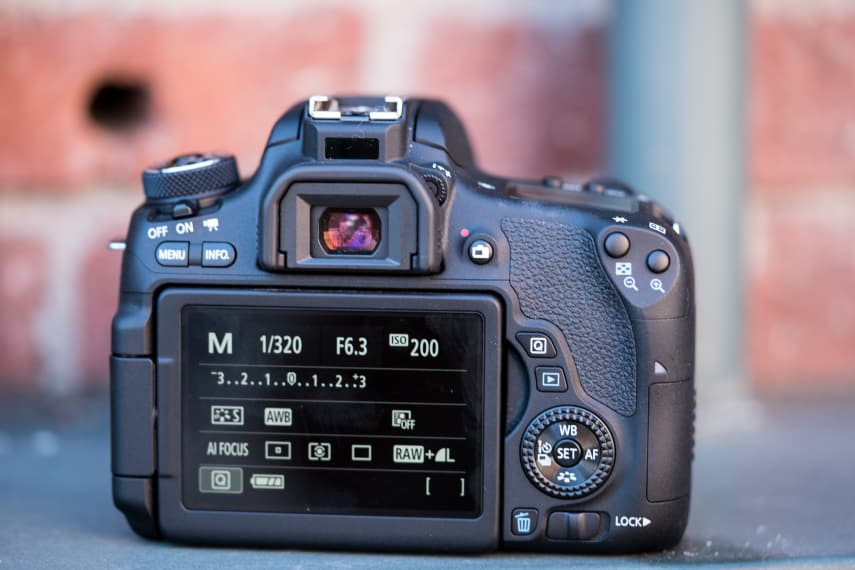 Canon Rebel T6s Digital Camera Review - Reviewed Cameras