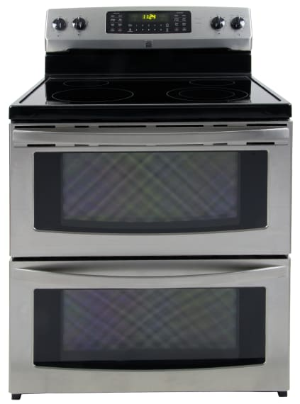 Kenmore 97613 Double Oven Electric Range Review - Reviewed Ovens