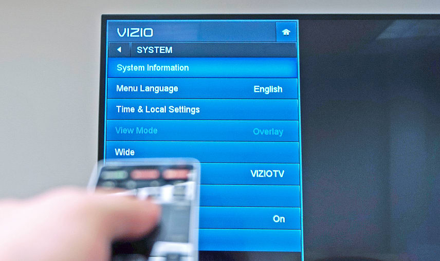 Vizio P Series Firmware Update Fixes Key Issues - Reviewed Televisions