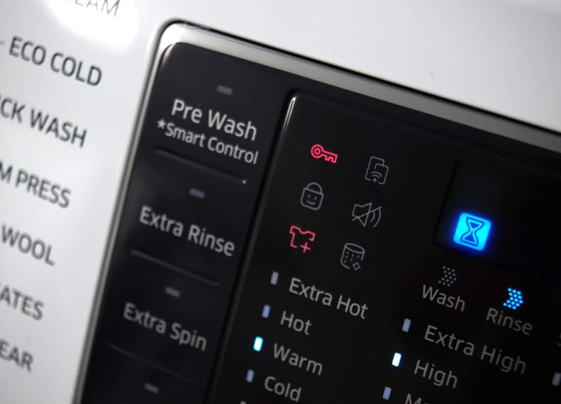 Samsung Wf50k7500aw Wf50k7500av Wf7500 Addwash Washing Machine