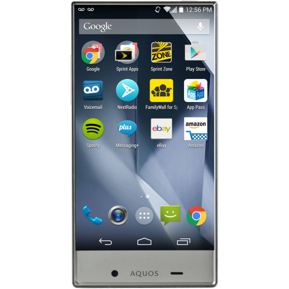 Sharp Aquos Crystal Smartphone Review Gallery - Reviewed