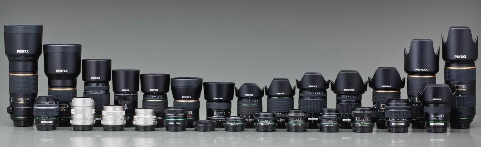 Pentax Lens Family