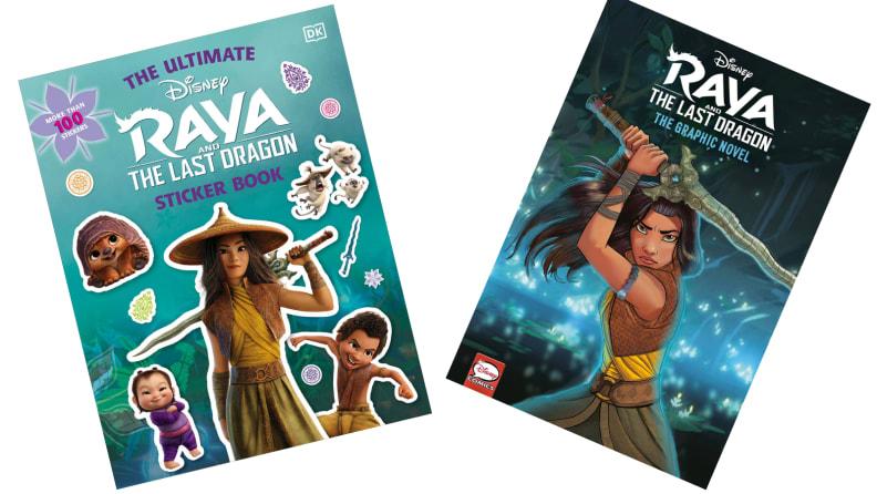 Raya books