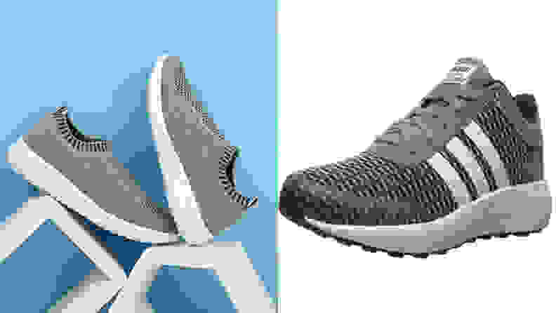 Breathable running shoes available on Amazon