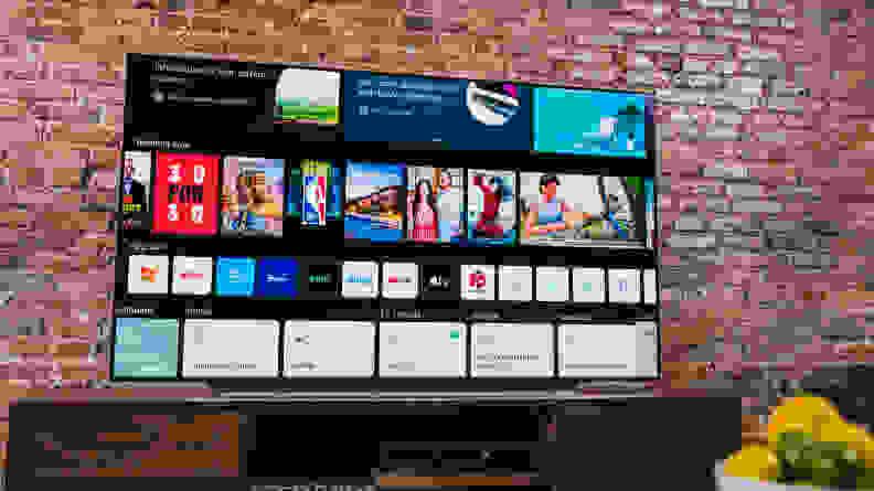 LG C1 OLED TV - webOS Smart Platform