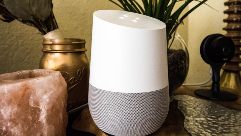 The original Google smart speaker is under $100