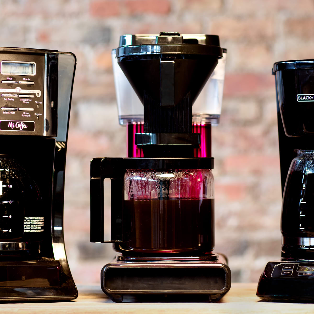 The Best Drip Coffee Makers Of 2019 Reviewed