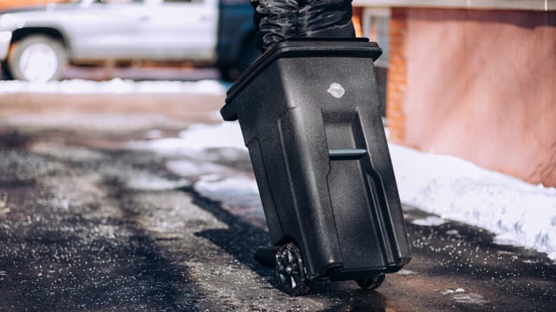 Outdoor Trash