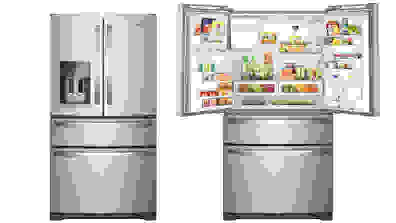 Whirlpool WRX735SDHZ French-door refrigerator