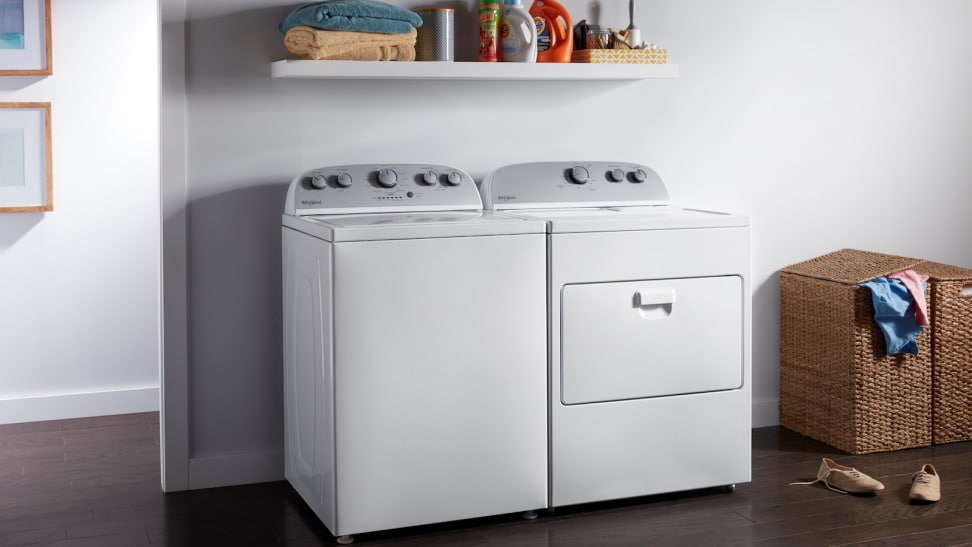 Product Image - Whirlpool WED4950HW