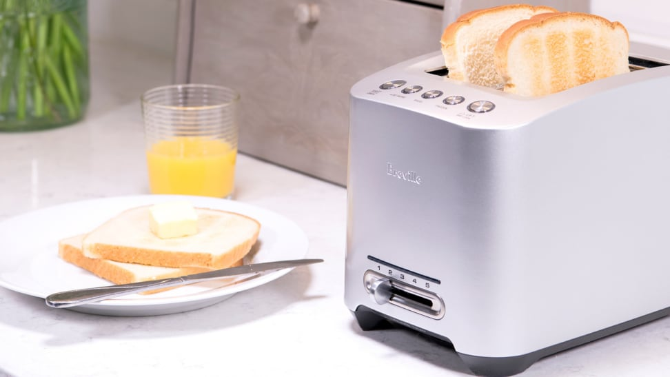 Toasters are a stupid waste of counter space