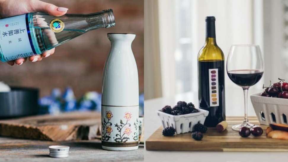 The best wine, cocktail, and sake subscriptions that you can order online
