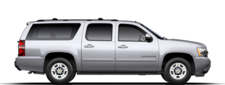 Product Image - 2012 Chevrolet Suburban Three Quarter Ton LT 2WD