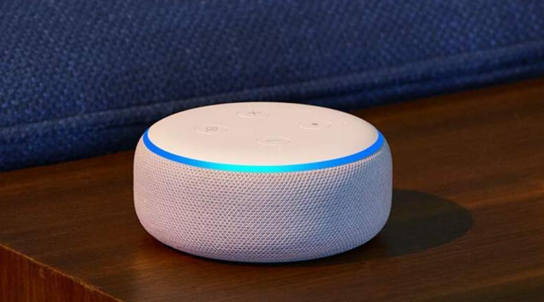 Amazon Echo Dot (third generation)