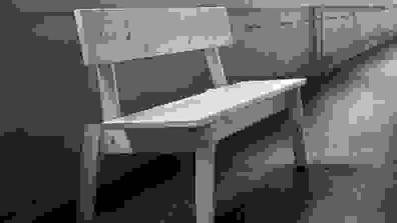 Ikea-Industriell-bench