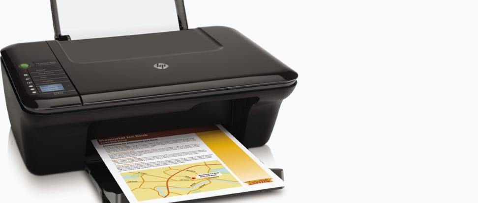 Product Image - HP Deskjet 3050