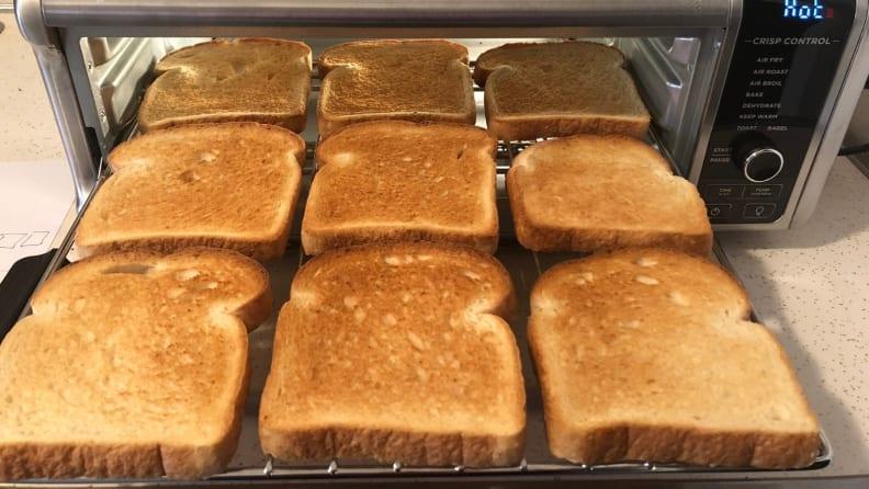 Ninja Foodi Oven - Toast