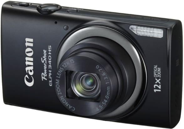 Product Image - CanonPowerShot 340HS