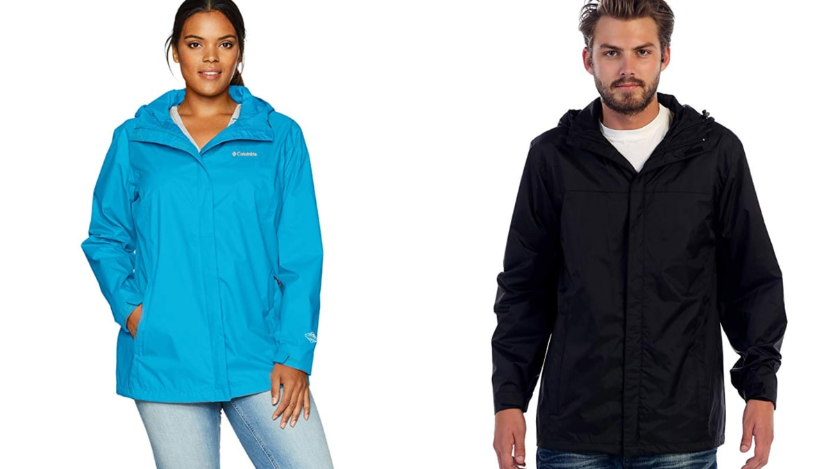 21 top-rated raincoats people swear by