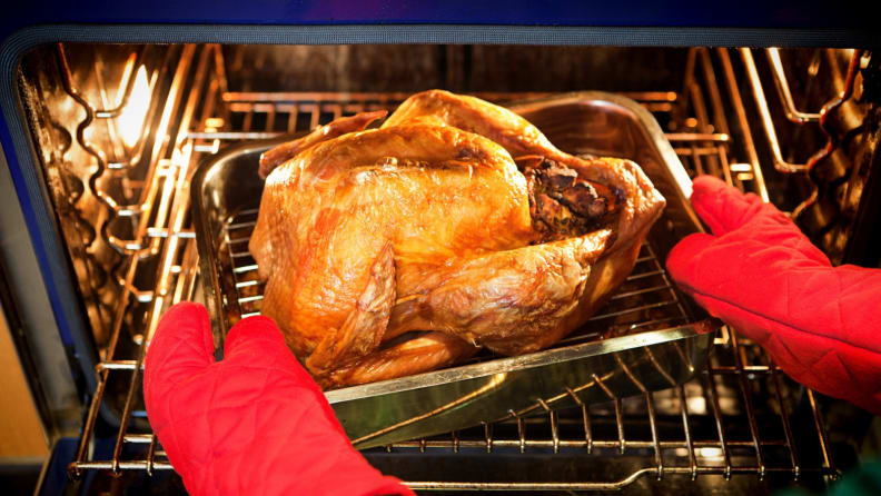 Holiday Dinner: Roasting Pan
