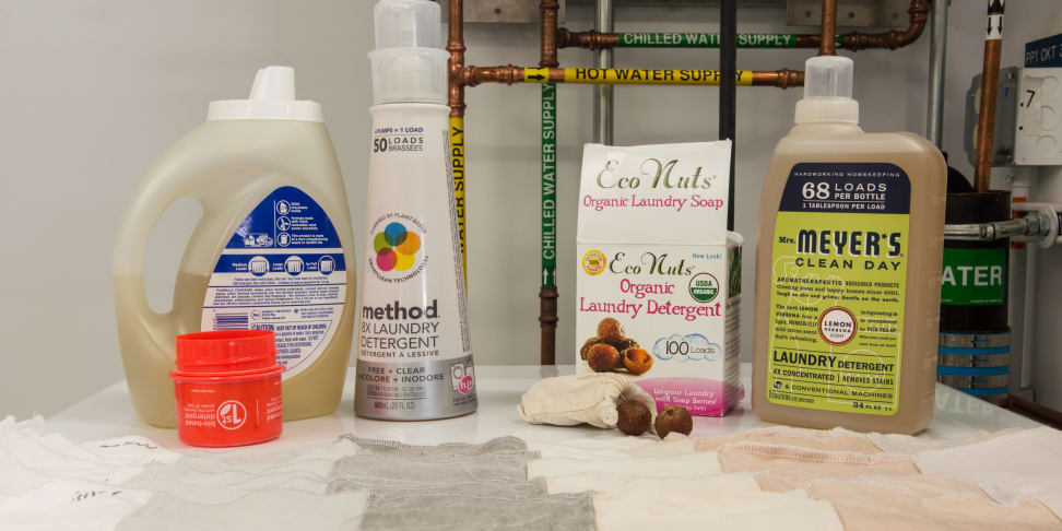 We put ten eco-friendly detergents to the test